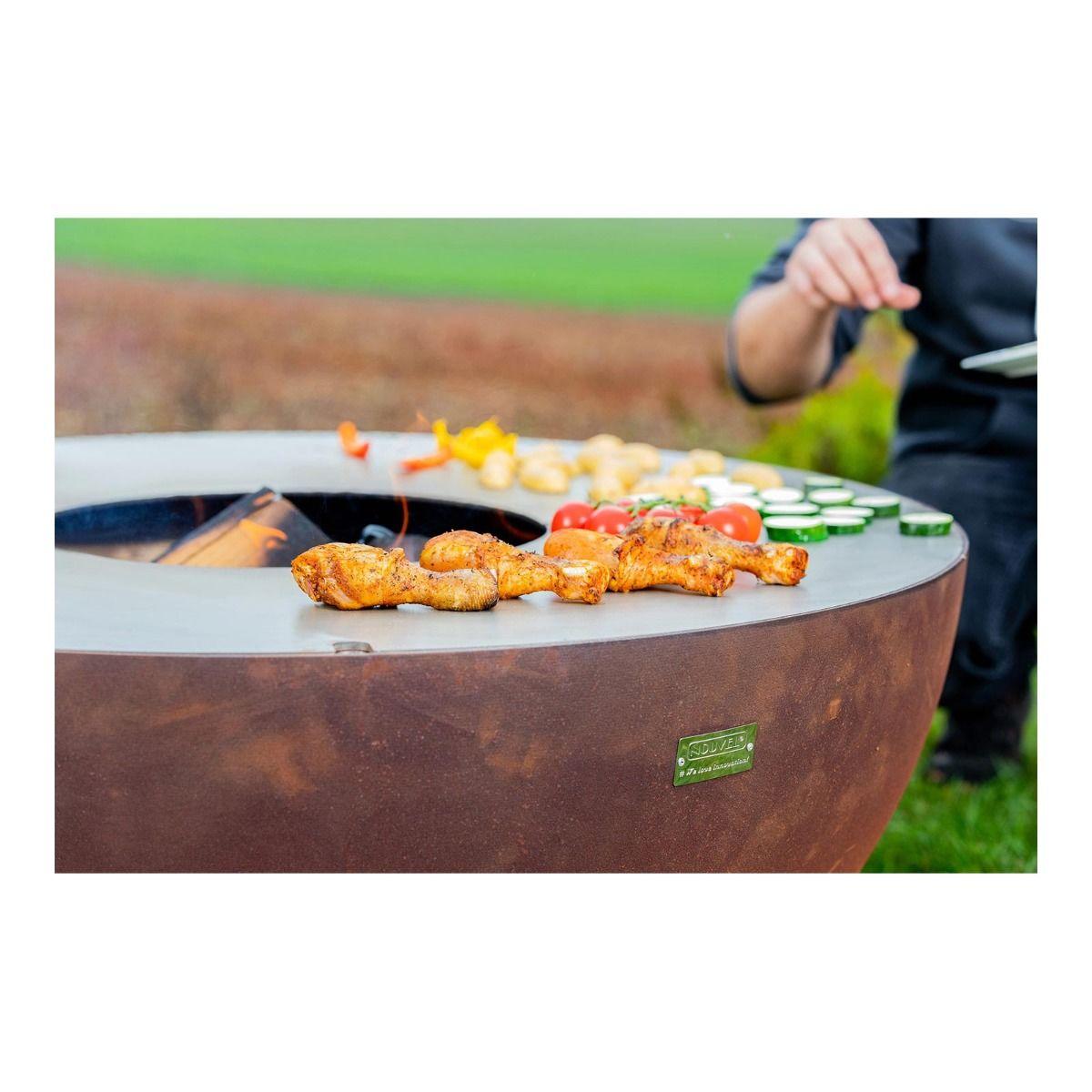 Barbecue Brasero Nouvel Fireball Otto S Onlineshop
