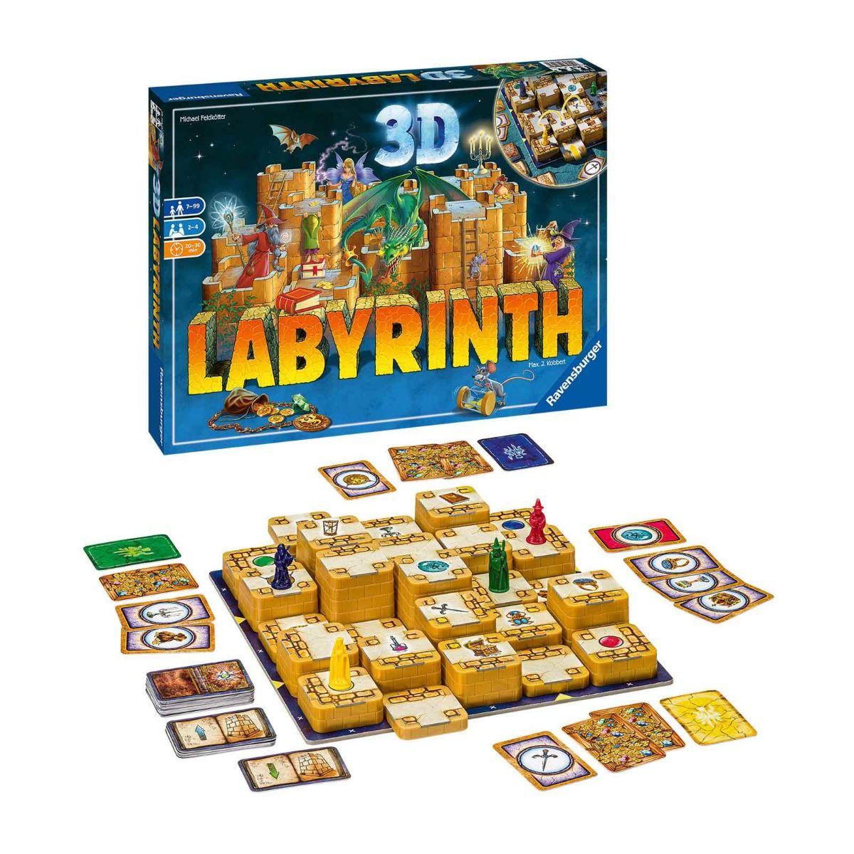 3d Labyrinth