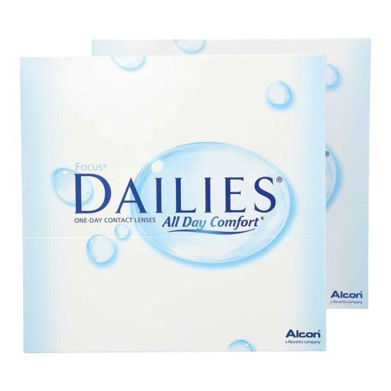 Focus Dailies 180er Box