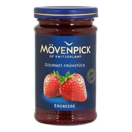 Mövenpick Gourmet-Frühstück Fruchtaufstrich Erdbeere 250 g
