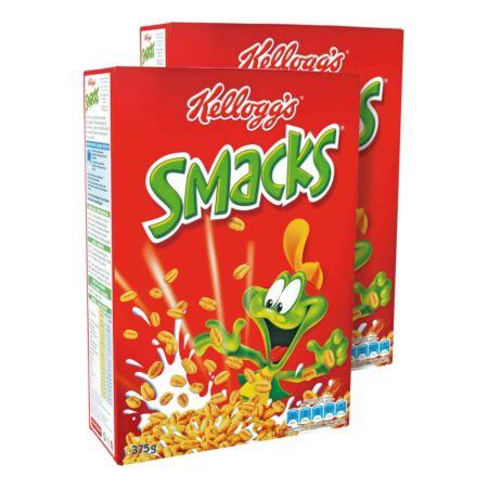 Kellogg's Smacks 2 x 375 g