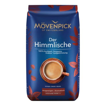 Mövenpick Kaffeebohnen Der Himmlische 1 kg