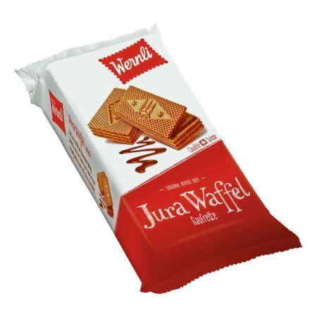 Wernli Jura Waffel Original 250g