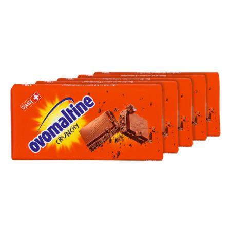 Ovomaltine Tafel Schokolade 5 x 100 g