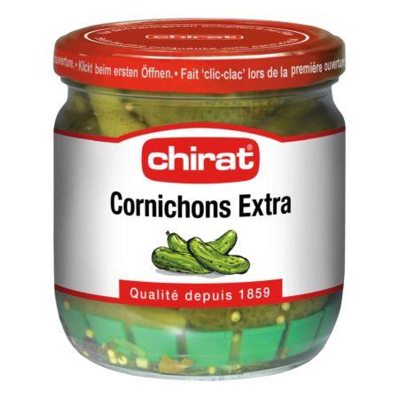 Chirat Cornichons Extra 390 g