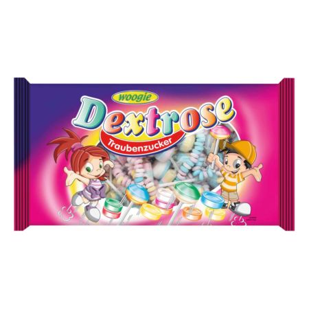 Woogie Dextrose Party Bag 400 g
