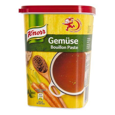 Knorr Gemüse Bouillon Paste 500 g