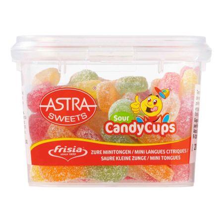 Astra Fruchtgummi Saure kleine Zunge 200 g