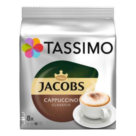 Tassimo Jacobs Cappuccino Classico 8 Kapseln 260 g