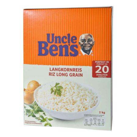 Uncle Ben's Langkorn Reis 20 Min. 2 kg