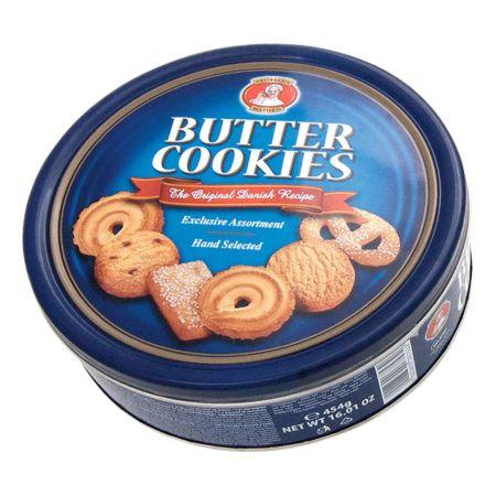 Pâtisserie Mathéo Butter Cookies 454 g