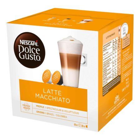Nescafé Dolce Gusto Latte Macchiato 16 Kapseln