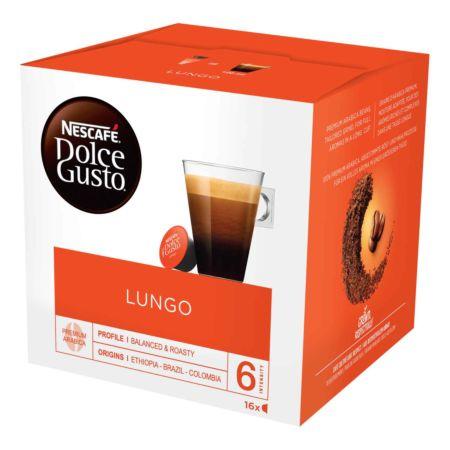 Nescafé Dolce Gusto Cafe Lungo 16 Kapseln