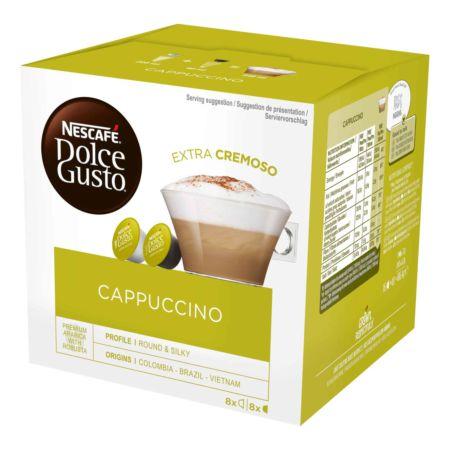 Nescafé Dolce Gusto Cafe Cappuccino 16 Kapseln