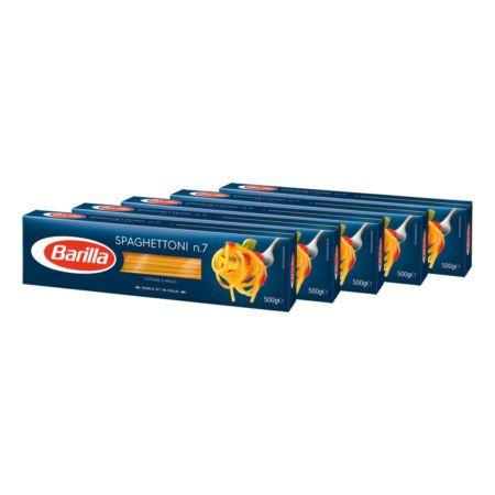 Barilla Spaghettoni Nr. 7 5 x 500 g
