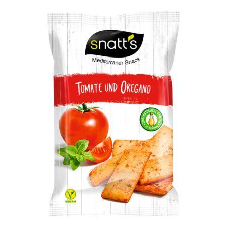 Snatt's Bocaditos Tomate & Oregano 120 g