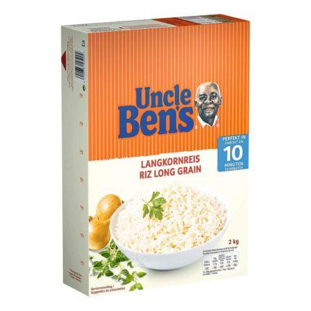 Uncle Ben's Langkorn Reis 10 Min. 2 kg