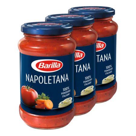 Barilla Sauce Napoletana 3 x 400 g