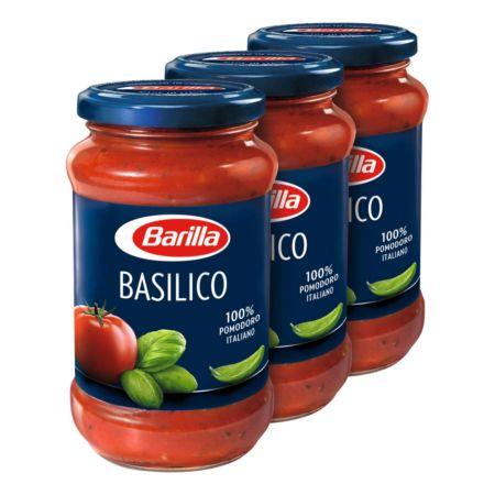 Barilla Sauce Basilico 3 x 400 g