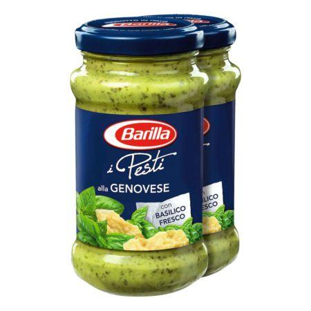 Barilla Pesto alla Genovese 2 x 190 g