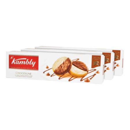 Kambly Chocolune 3 x 100 g