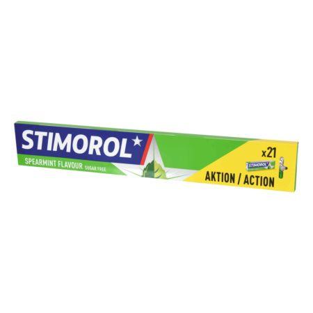 Stimorol Spearmint 14 + 7 Sticks