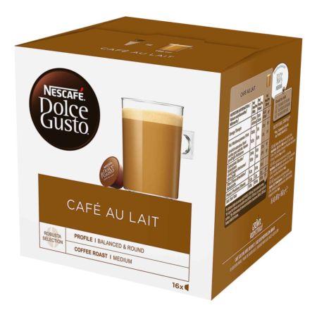Nescafé Dolce Gusto Café au Lait 16 Kapseln