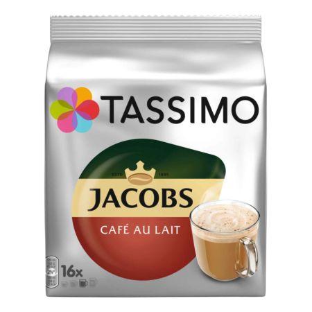 Tassimo Jacobs Café au Lait 16 Kapseln 184 g