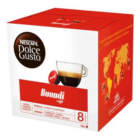 Nescafé Dolce Gusto Buondi 16 Kapseln