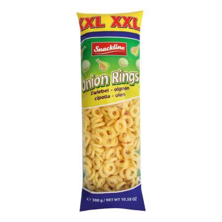 Snackline XXL Onion Rings gesalzen 300 g