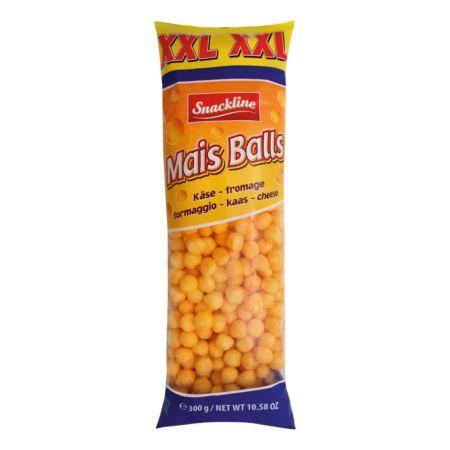 Snackline Maisbällchen mit Käsegeschmack XXL 300 g