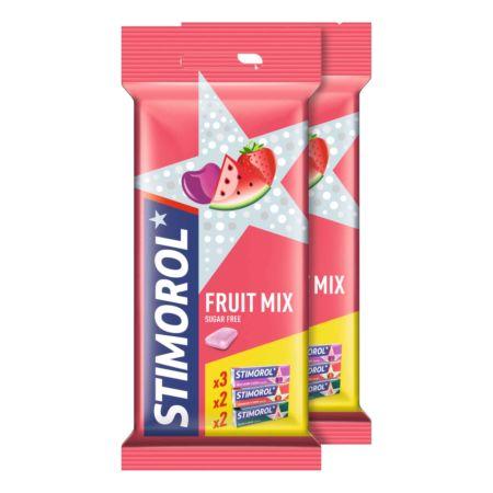 Stimorol Fruit Mix 14 x 14 g / 196 g