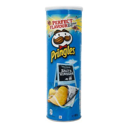 Pringles Chips Salt & Vinegar 165 g