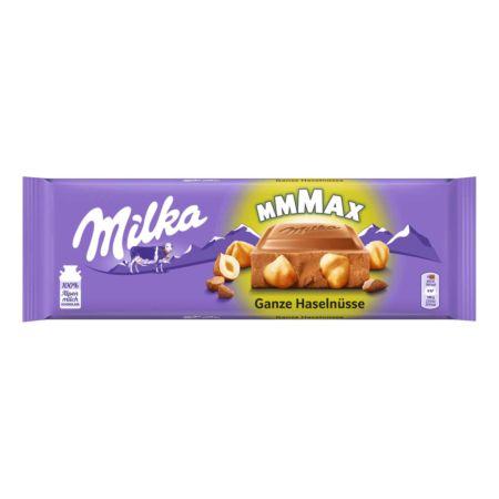 Milka Mmmax Ganze Haselnüsse 270 g