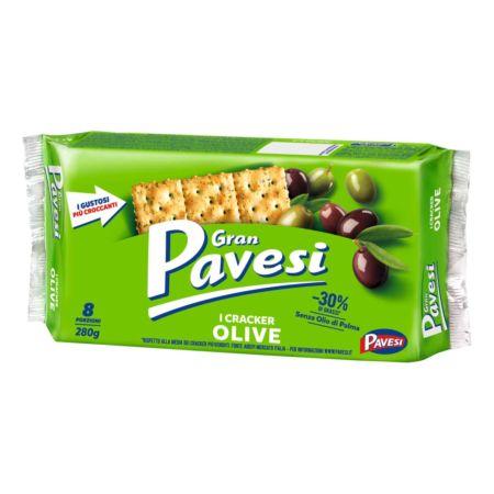 Gran Pavesi Cracker Olive 280 g