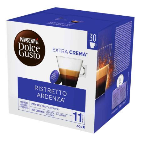 Nescafé Dolce Gusto Ristretto Ardenza 30 Kapseln