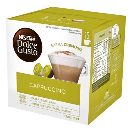 Nescafé Dolce Gusto Cappuccino 30 Kapseln