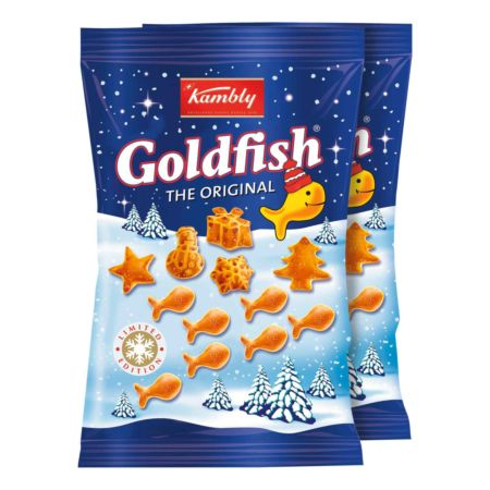 Kambly Goldfish 2 x 160 g