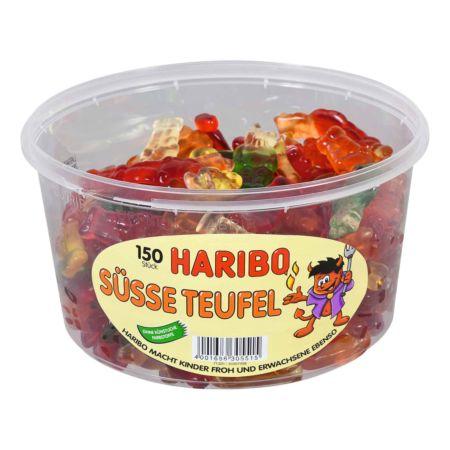 Haribo Süsse Teufel 150 Stück 1.2 kg