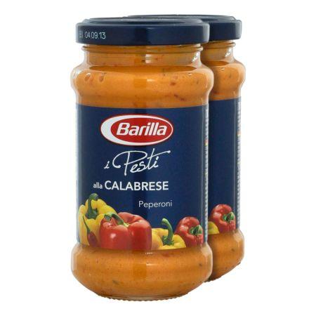 Barilla Pesto alla Calabrese 2 x 190 g