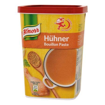 Knorr Hühner Bouillon Paste 500 g