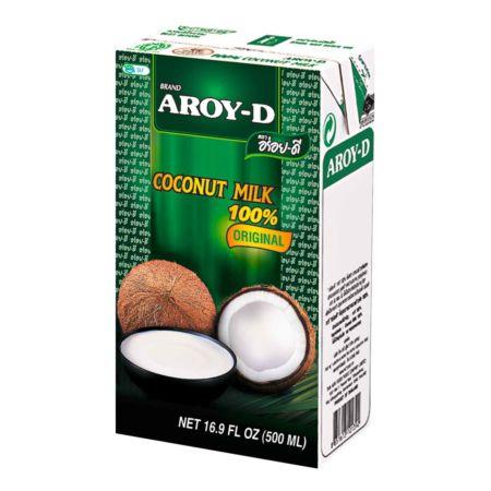 Aroy-D Kokosnussmilch UHT 500 ml