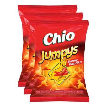 Chio Jumpys Sunny Paprika 3 x 100 g