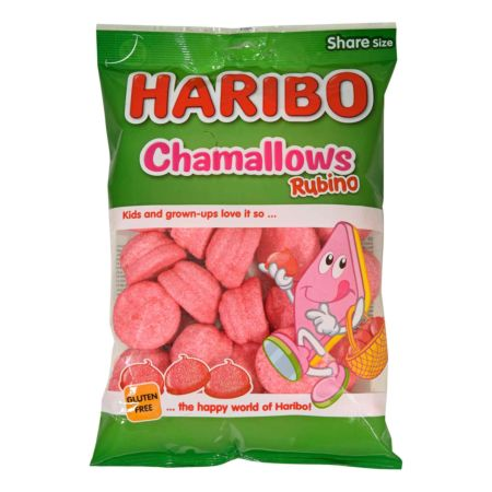 Haribo Chamallows Rubino 175 g