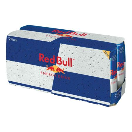 Red Bull 12 x 25 cl