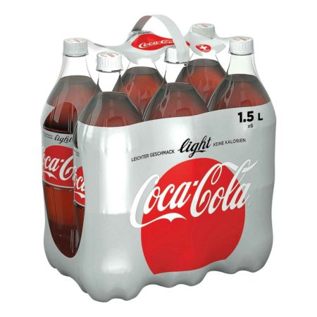 Coca-Cola Light 6 x 1,5 Liter
