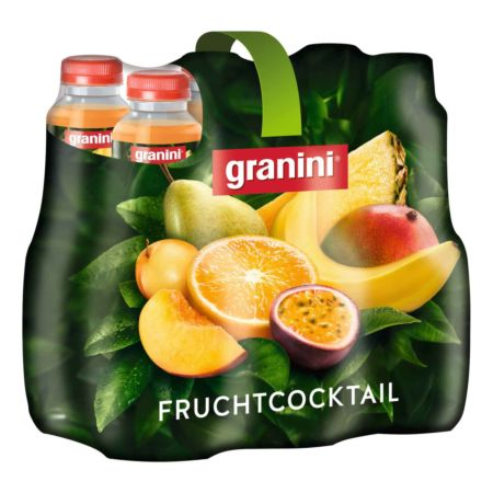 Granini Fruchtcocktail 6 x 1 Liter