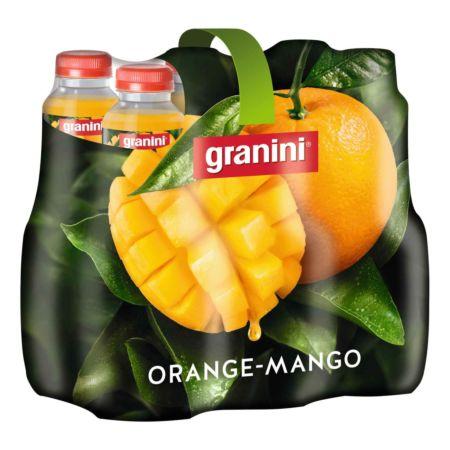 Granini Orange - Mango 6 x 1 Liter