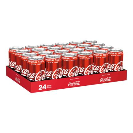 Coca-Cola Original Taste 24 x 33 cl