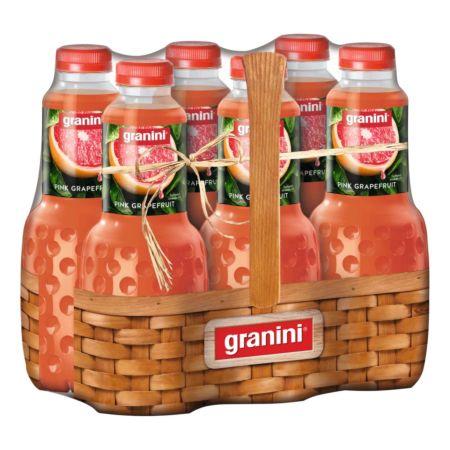 Granini Pink Grapefruit 6 x 1 Liter